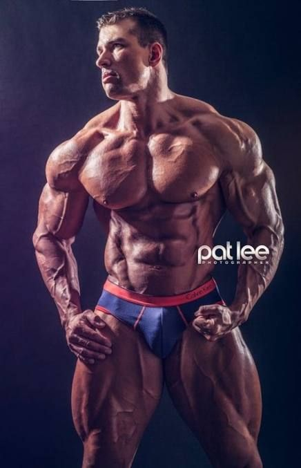 44+  Ideas For Fitness Model Male Muscle Pat Lee #fitness