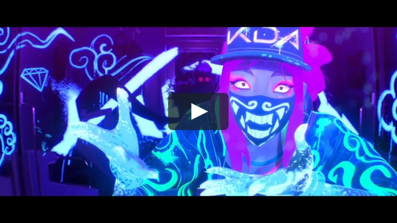 Kda Popstars Animation Progression By Remy Terreaux League Of Legends Lol League Of Legends Cosplay League Of Legends