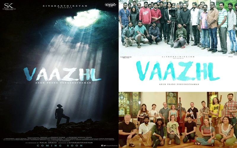Vaazhl wraps up shooting and postproduction on full swing