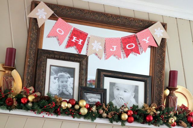 Christmas Decorating at The Cottage Home - The Cottage Mama