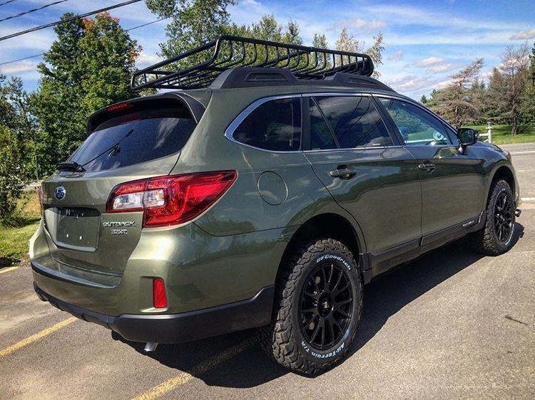 2017 3 6r Subaru Outback Lp Aventure Edition Now Available At Lachutesubaru Lpaventure Offroad Lifted Liftkit Motegiracing Mr118