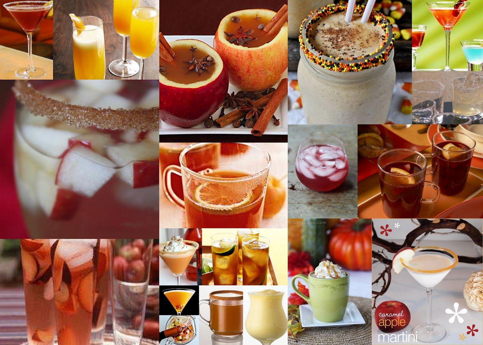 A Cornucopia Of Autumn Drinks Seasonal Drinks Fall Drinks Jam Honey