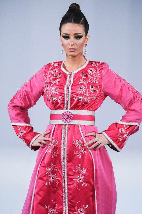 Aziza Belkhayat, Spring-Summer 2013, Marrakesh, Womenswear