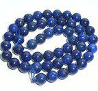 Lapis Lazuli, 4mm, sträng
