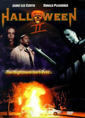 halloween ii 1981 movie poster