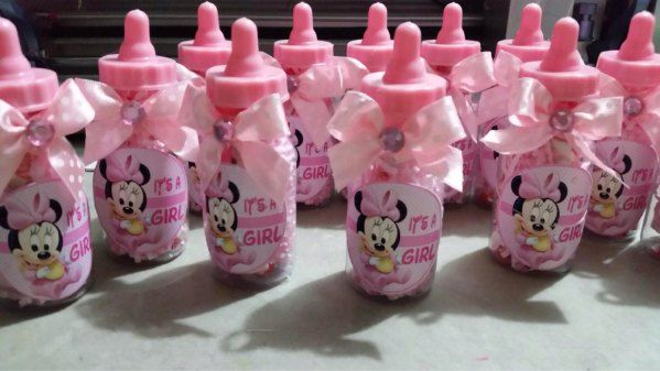 Baby Shower Minnie Mouse Minnie Mouse And Mice