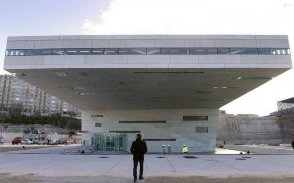 EN IMAGES. Le nouveau visage de Marseille - Le Parisien