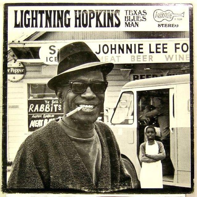 Lighting Hopkins Blues Troubadour Blues Music Lightnin Hopkins Blues Artists