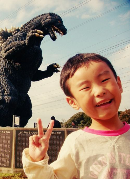 #godzilla #asians