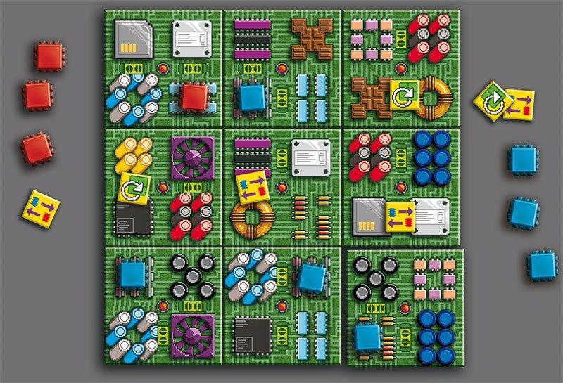 Link un juego de mesa en 8-bits educativo para trabajar el - new tabla periodica en juego didactico