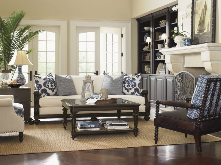 Tommy Bahama Home Quotisland Traditionsquot Berkshire Sofa And