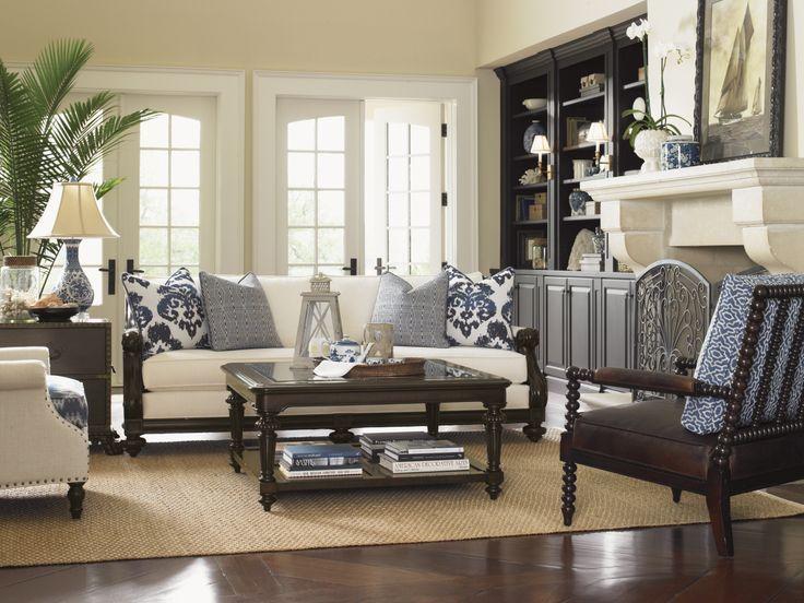 Tommy Bahama Home Quotisland Traditionsquot Berkshire Sofa