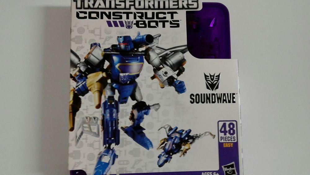 Transformers Construct-Bots Elite Class Soundwave Buildable Action Figure #0029 | Toys & Hobbies, Action Figures, Transformers & Robots | eBay!