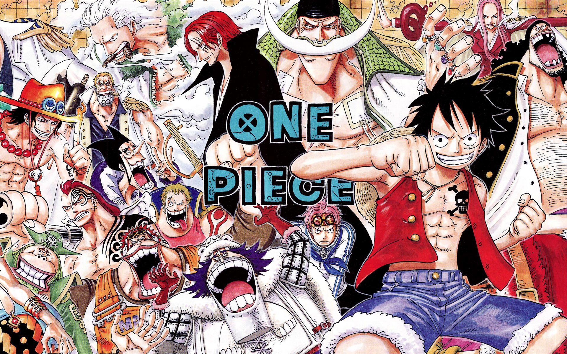 Anime One Piece Fond D Ecran Character Illustration Anime