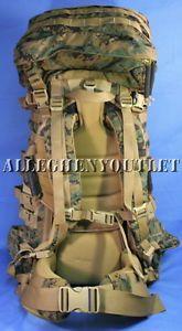Gen 2 USMC MARPAT ILBE Arc'teryx Main Pack w Straps Belt Lid Assault Pack EXC | eBay