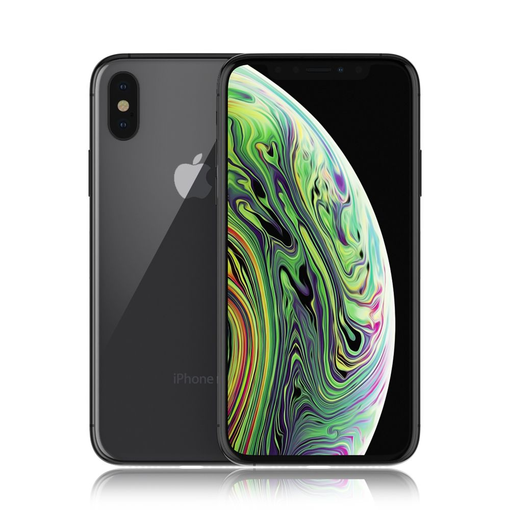 Apple Iphone Xs Space Gray Apple Iphone Iphone Get Free Iphone