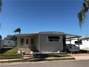 JUST LISTED - $72,500 1100 S Belcher Rd #256, Largo, FL 33771 Call Gina Ruffner for more information or to schedule a private showing 727-481-9600