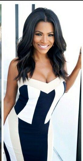 Pin By Demika Hall On Hair Beautiful Black Women Nia Long Women