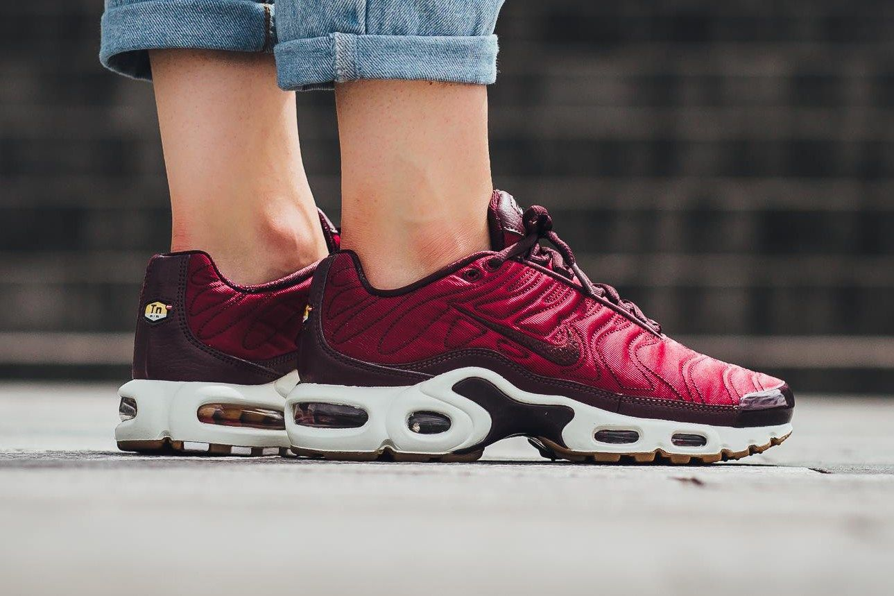 The Nike Air Max Plus Premium