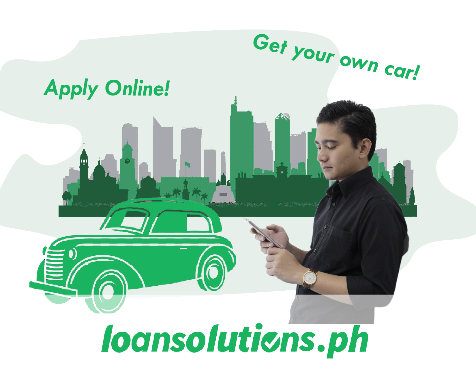 Earning P25k Or Higher Check If You D Qualify For A Personal Loan Via Loansolutions Makeithappen Personal Loans Collateral Loans Business Loans