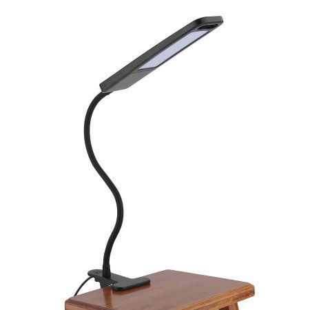 Cnmodle Clamp Stick Table Light Flexible Neck Desk Lamp 36 Led Reading Book Light For Desk Work Table Portable Led Lamp Black Portable Led Lamp Desk Lamp Lamp