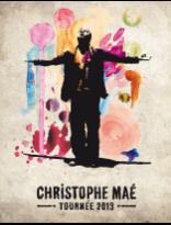 CHRISTOPHE MAÉ  - TOURNÉE 2013 - PALAIS DES SPORTS DE PARIS - PARIS - 4 OCTOBRE 2013