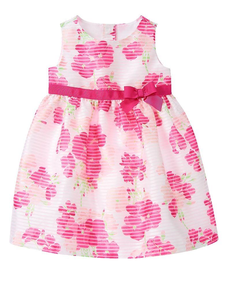 NWT Gymboree Girls Egg Hunt Fuchsia Floral Dress//Sweater//Bow Headband SZ 2T /& 3T