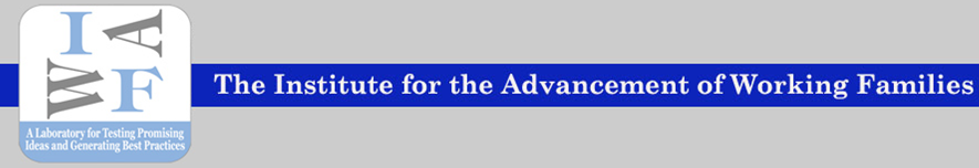 The Institute for the Advancement of Working Families