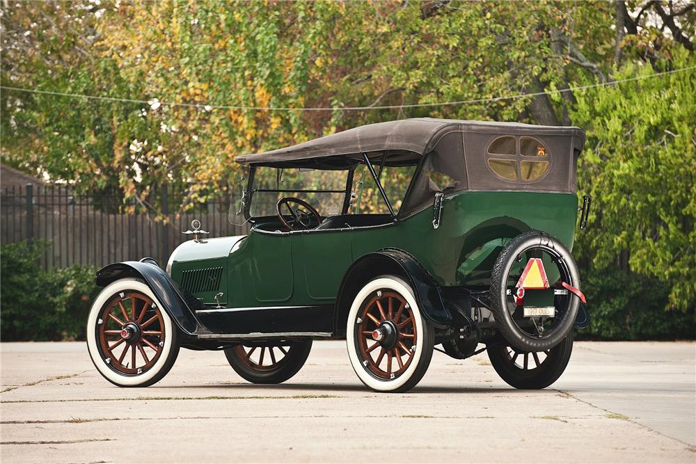 1917 OLDSMOBILE 4-DOOR TOURING | Old Rides 3 | Pinterest ...