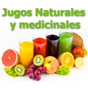 App Para Android Sobre Jugos Naturales Y Medicinales Mixed Fruit Juice Natural Juices Fruit Juice