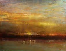 Long Island Sunset by Maurice Sapiro