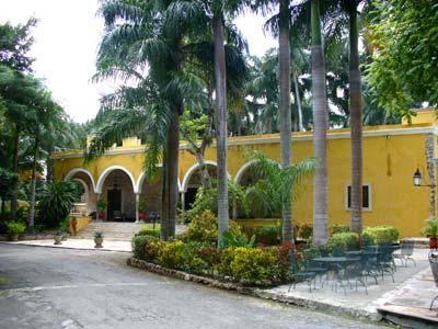 Hacienda Chichen Amazing Historical Hotel Near Itza