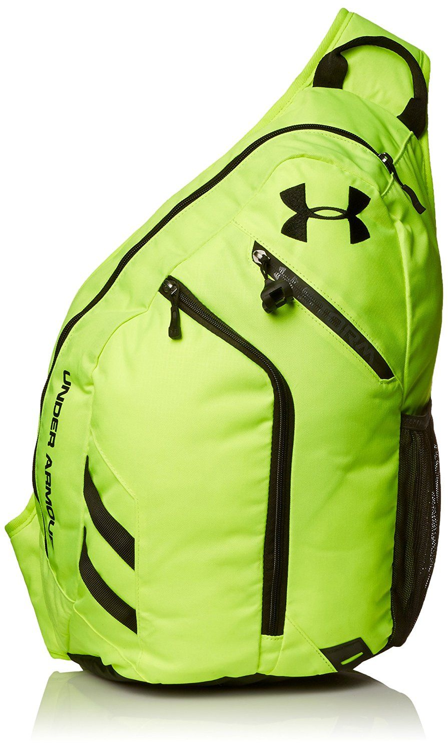 abeeab9b4c Under Armour Compel Sling Backpack   Additional details at the pin image