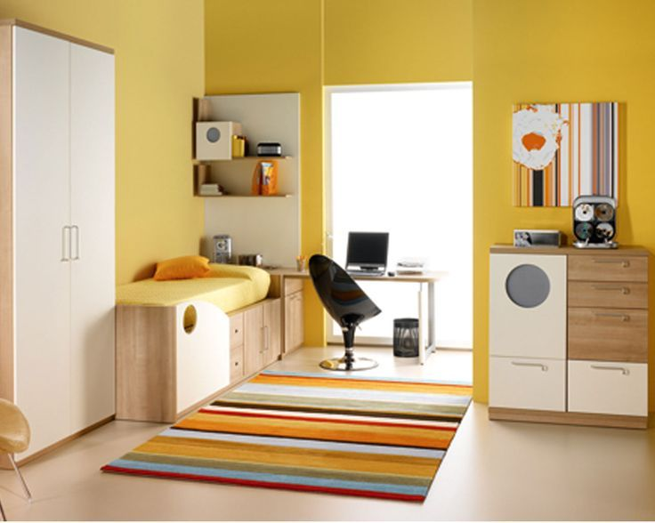Bedroom Designs Kids Enchanting Pinsoshome Design On Color Choice Yellow  Pinterest Decorating Inspiration