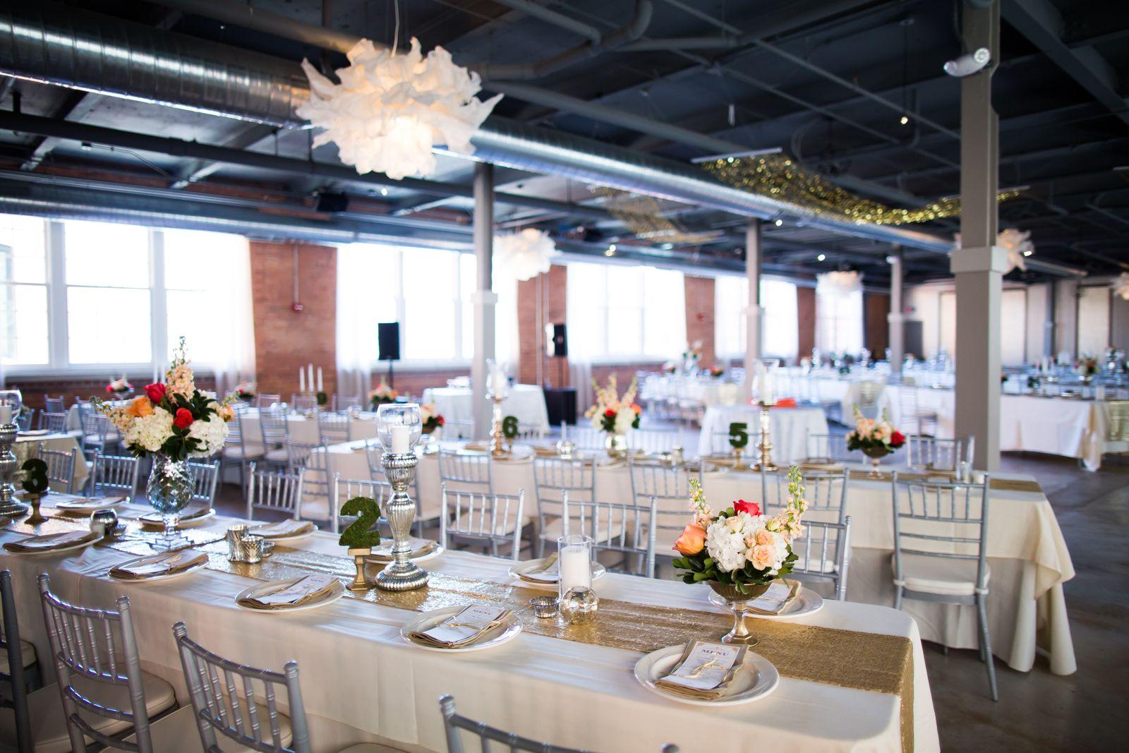Katie & Mike The Foundry Buffalo, NY Wedding