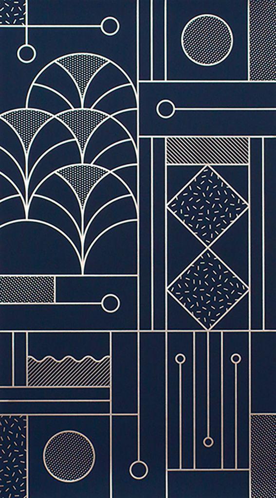 Elevator Motif Art Deco Posters Art Deco Et Epoque Geometrique