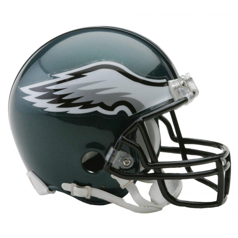 23af8af35a9 Riddell NFL Philadelphia Eagles Replica Vsr4 Mini Football Helmet ...