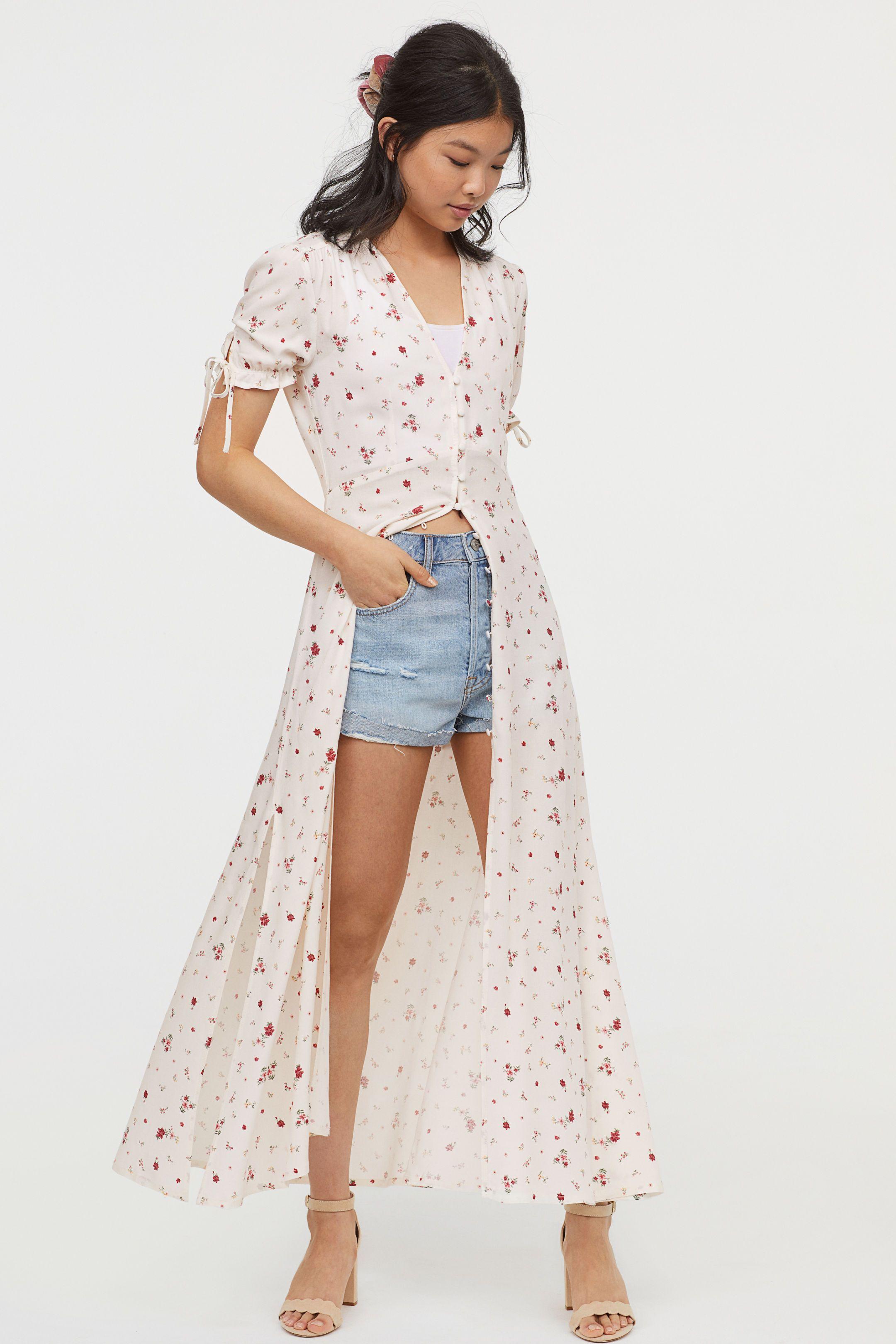 75d36c43783d Klänning med knäppning i 2019 | Dress | Dresses, Button up dress och ...
