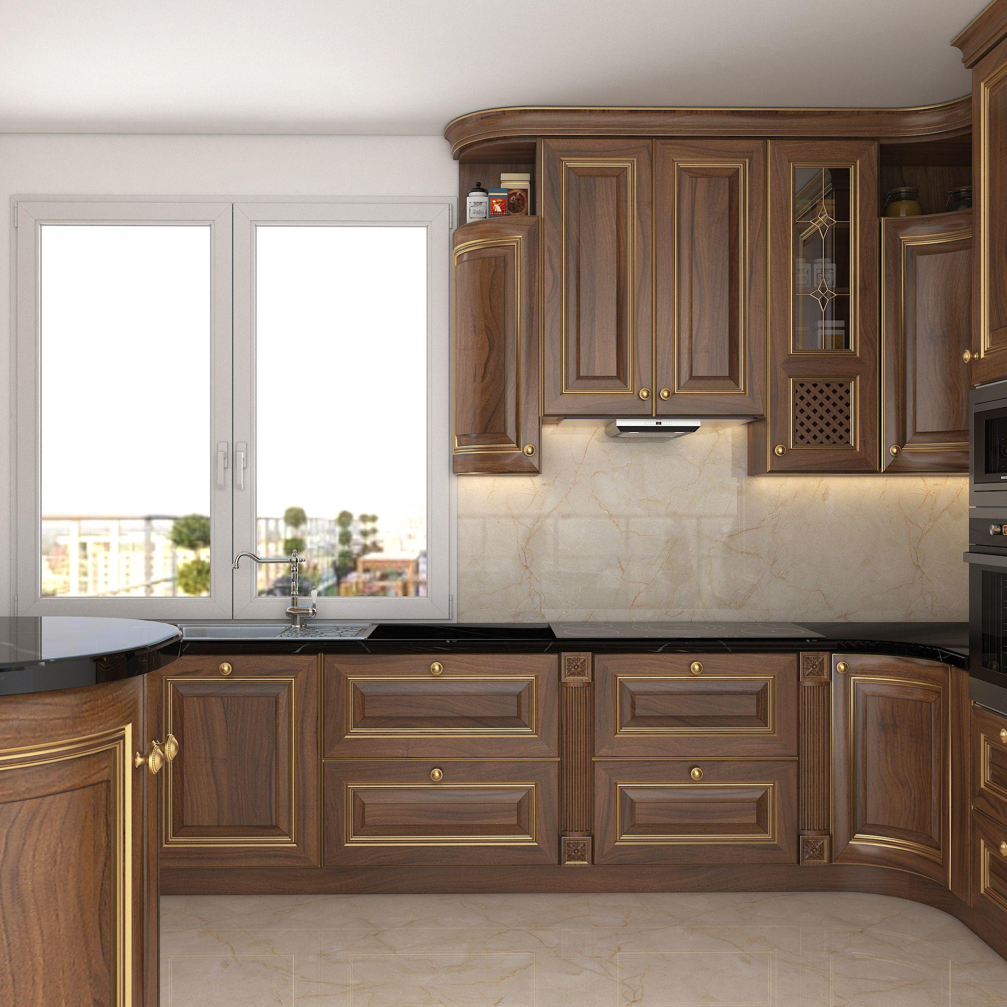 Classic Kitchen 2 Ad Classic Kitchen In 2020 Classic Kitchens Kitchen Kitchen Cabinets