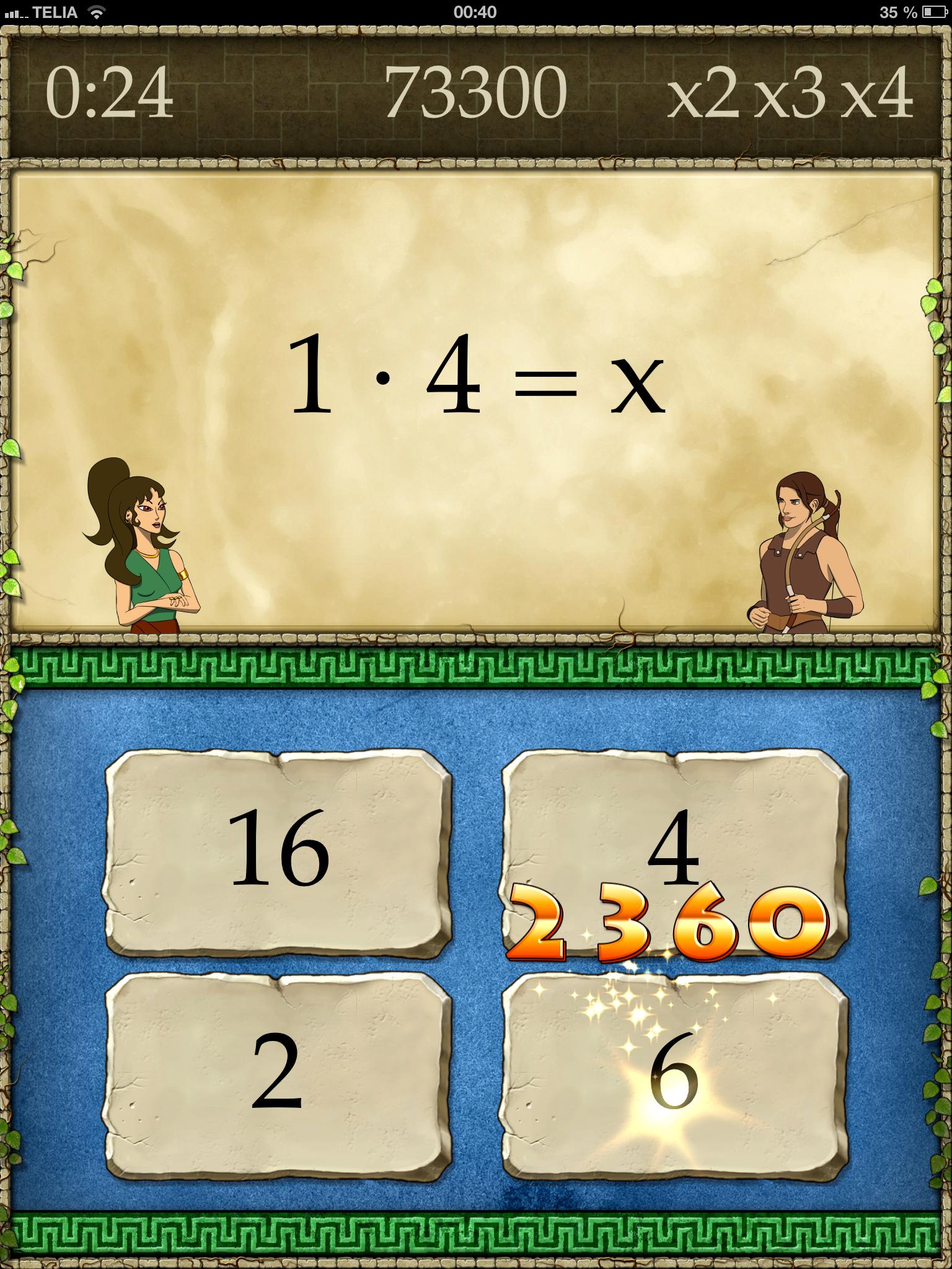 Pin Pa Matematik Appar 1
