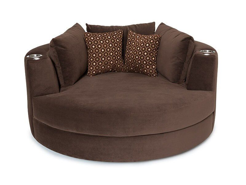 Seatcraft Swivel Cuddle Couch Cuddle Couch Home Theater Seating Home Cinema Seating