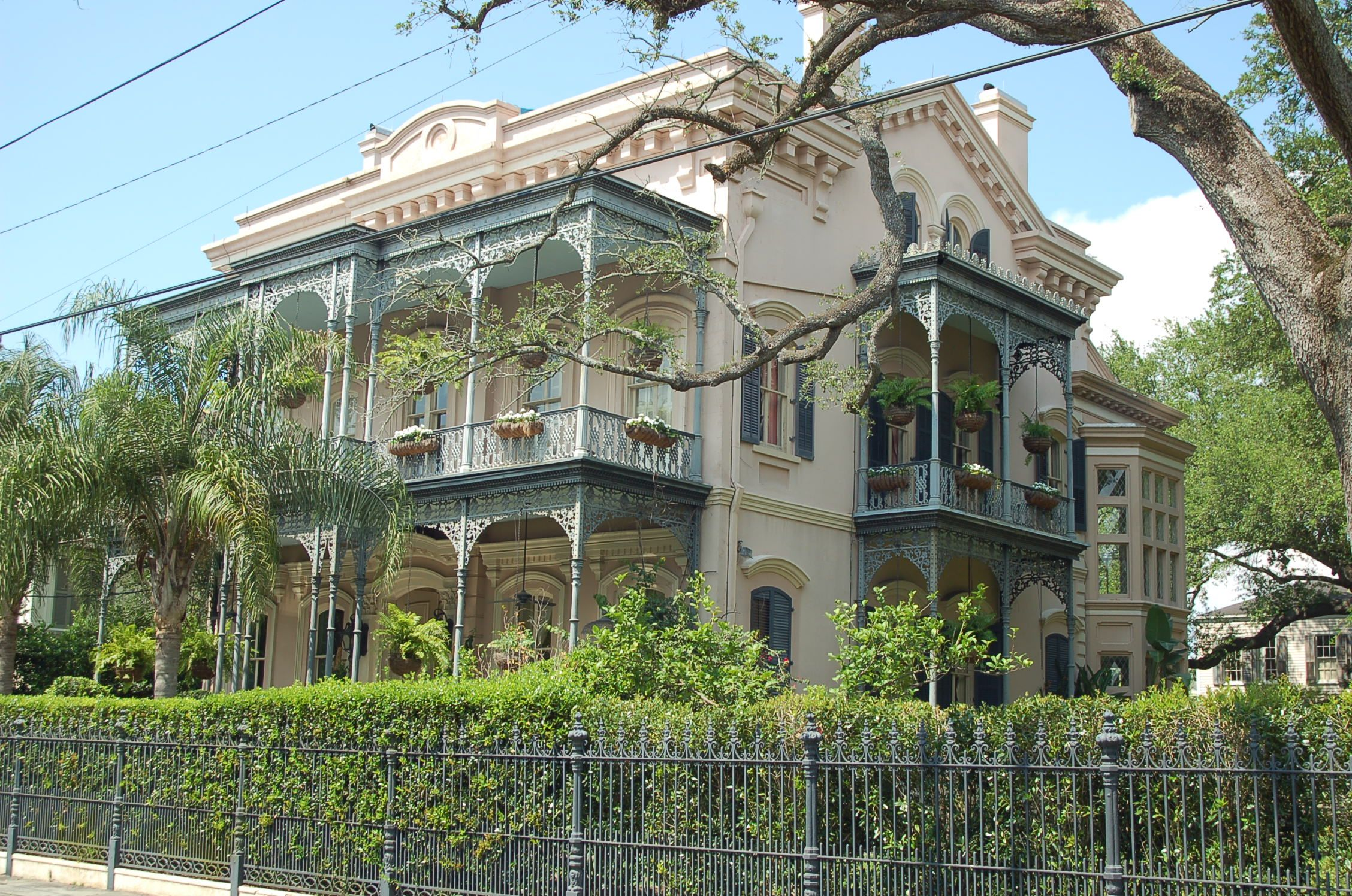 Top 25 ideas about Garden District Homes on Pinterest Gardens