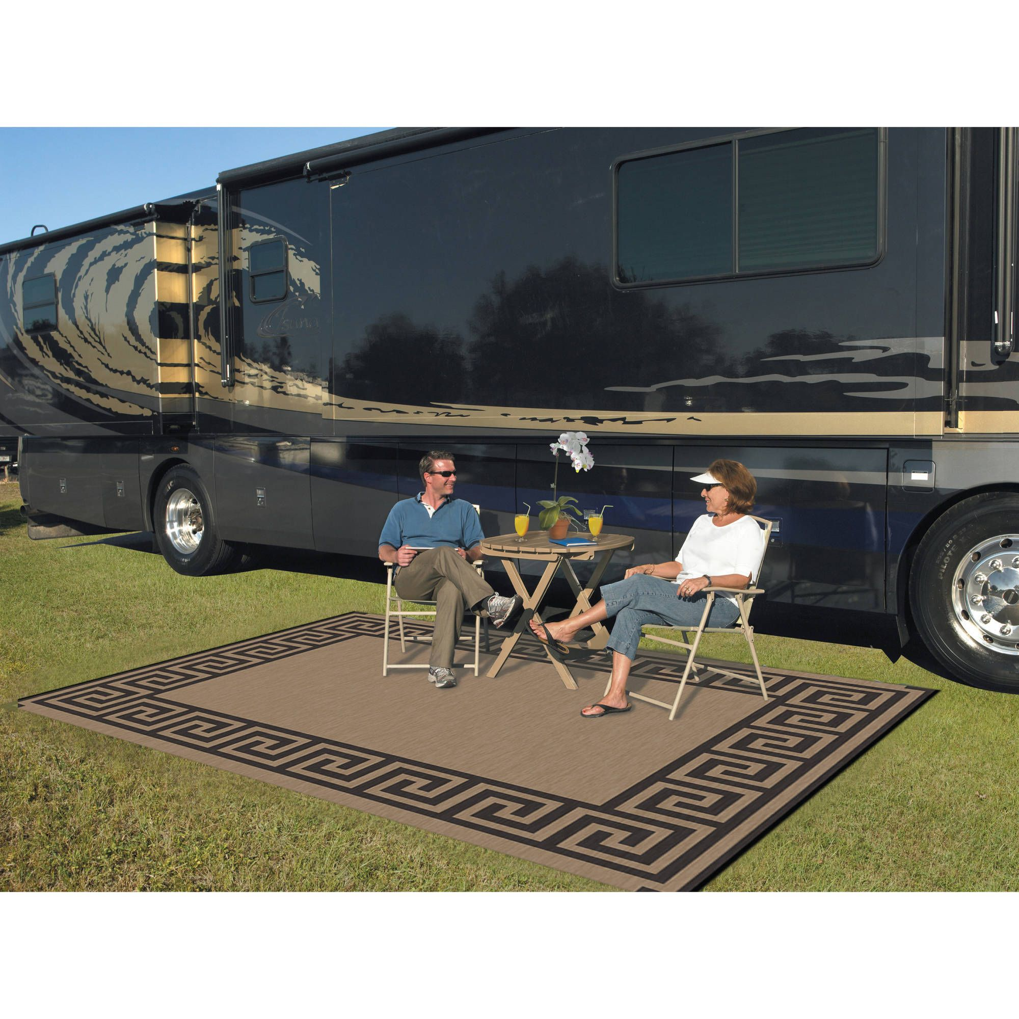 Auto Tires Camping Mat Camping Rug Outdoor Rugs