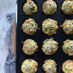 Spinach and Sweetcorn Muffins #sweetcornideas