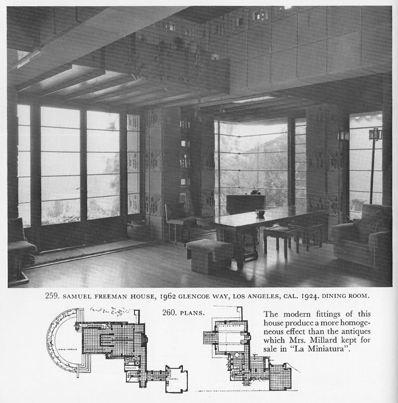 Wright Chat View Topic Samuel Freeman House Furnishings