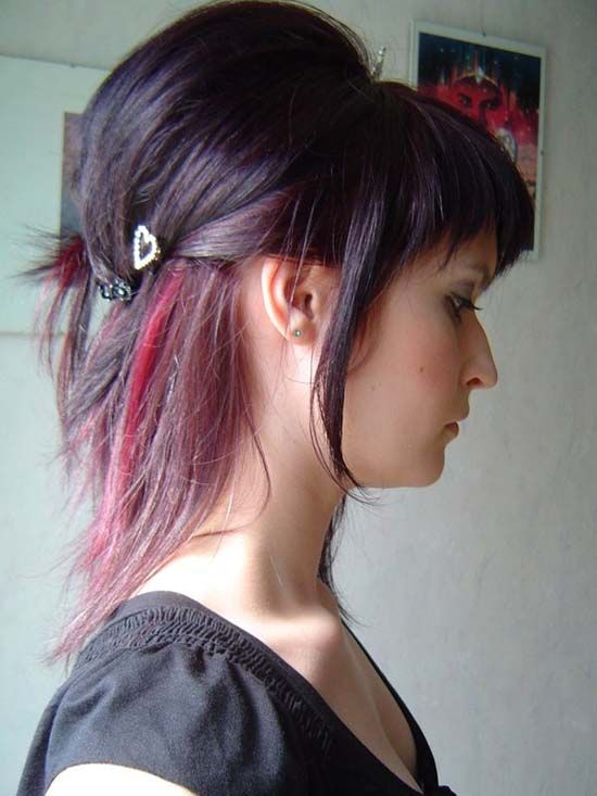 Hairstyles For Party Look : 40 funky hairstyles to look beautifully crazy hairstyles