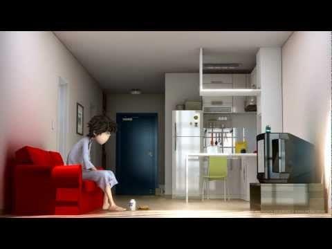 HD Short Animation - ALARM -
