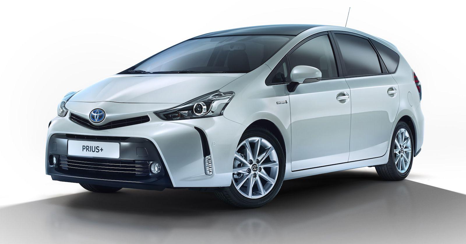 2015 Toyota Prius V Facelift Revealed Http Www Caradvice Com