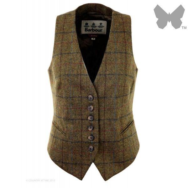 f00c78b3fbcee Barbour Ladies' Clover Waistcoat – Olive LTA0056OL71 - Ladies' Waistcoats /  Gilets / Liners - WOMEN | Country Attire