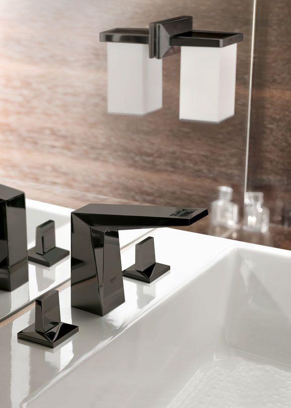Allure Brilliant Lavatory Wideset | Bathroom Faucets | Pinterest ...